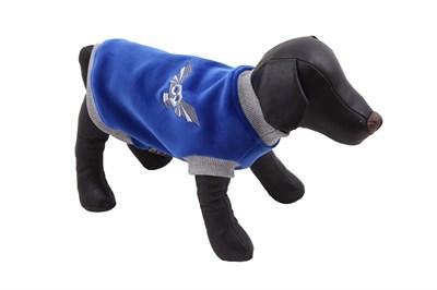 Толстовка 30М JOY синяя для собак - фото 10189