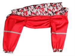 Комбинезон 35M (сука) JOY курточная ткань для собак - фото 10415