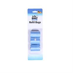 Пакеты для уборки фекалий 3 рулона (Р677) - фото 10815
