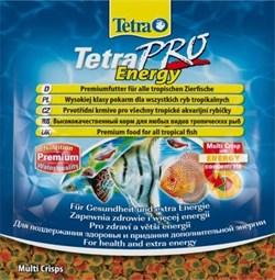 Корм 12г Tetra Pro Energy Crisps для рыб (149335С) - фото 11595