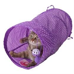 Тоннель 50см Шурум-Бурум для кошки (СТ18015 50cm) - фото 4770