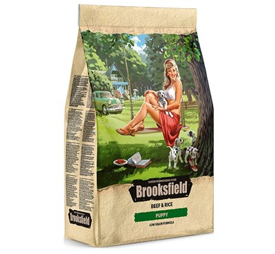 Корм 800г BROOKSFIELD говядина/рис для щенков (5651000) - фото 5046