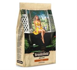 Корм 400г BROOKSFIELD говядина/рис для кошек (5651110) - фото 5057