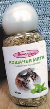 Кошачья мята 35мл Шурум-Бурум для кошек (sh-07082) - фото 5104