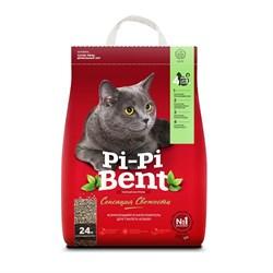 Наполнитель 10кг Pi-Pi-Bent Сенсация свежести комкующийся для кошек - фото 5271