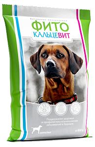 Фитокальцевит 500г витаминно-минеральная смесь для взрослых собак - фото 5530