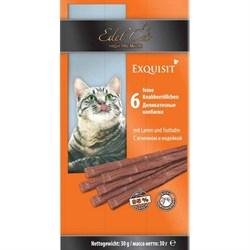 Колбаски Эдель Кэт 6шт. ягненок/индейка для кошек (1002183) - фото 5879