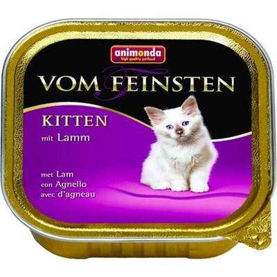 Корм 100г Animonda Vom Feinsten Kitten с ягнёнком для котят (001/83453) - фото 5948