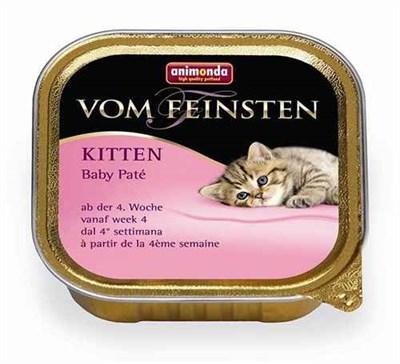 Корм 100г Animonda Vom Feinsten Baby-Pate паштет для котят (001/83436) - фото 5970