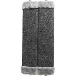 Когтеточка угловая ковровая 50х16см Шурум-Бурум для кошек - фото 6070
