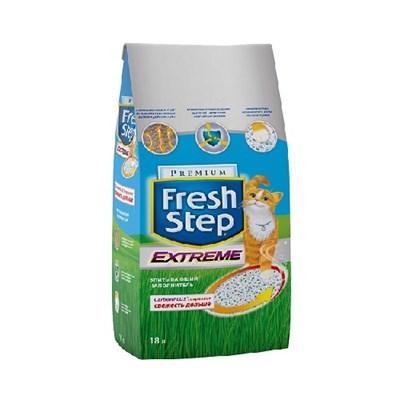 Наполнитель 18л Fresh Step минеральный для кошек (008/014719) - фото 6247