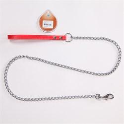 Поводок-цепь 2,5х120 Шурум-Бурум для собак (SHL 2512) - фото 6740