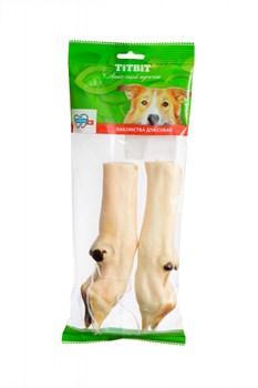 Нога баранья-2 160г TITBIT лакомство для собак мягкая упаковка (1242) - фото 6815