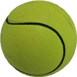 Мяч Неон спортивный 6,3см Шурум-Бурум каучуковая игрушка для собак (WP-N63) - фото 7371