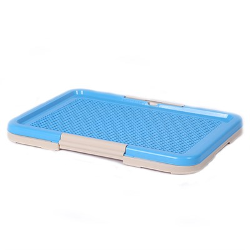 Туалет 46,5х33х4см Шурум-Бурум синий для собак (P689) - фото 7680