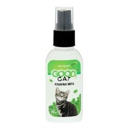 Кошачья мята 60мл Good Cat для кошек (FG03203) - фото 7778
