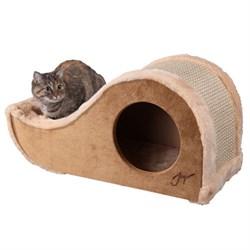 Домик Улитка 72х30х36см JOY для кошек - фото 7804
