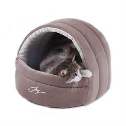 Лежанка Лукошко 35х40х33см JOY для кошек - фото 7973