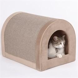 Домик Сундучок 36*50*35см JOY для кошек - фото 8052