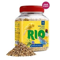 Семена луговых трав 240г RIO для птиц (22230) - фото 8393