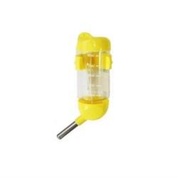 Поилка 80мл пластиковая с креплением для грызунов (Дп1401) - фото 8599