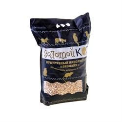 """Наполнитель 3л """"Золотой кот"""" кукурузные гранулы для грызунов (КК40051) - фото 8687"""