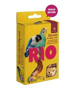 Бисквиты RIO с полезными семенами для птиц - фото 8717