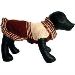 Платье вязаное для собак - фото 8860