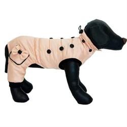 Комбинезон с карманами JOY розовый S (000401) - фото 8965