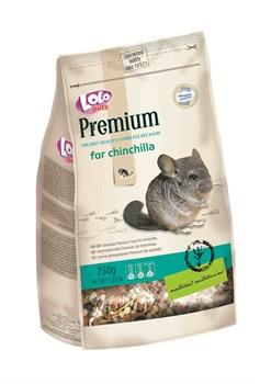 Корм 750г Lolo Pets Premium для шиншилл (LO-70162) - фото 9731