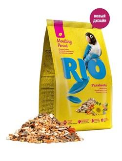 Корм 500г RIO для средних попугаев в период линьки (693С) - фото 9896