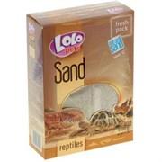 Песок 1.5кг ЛолоПетс для террариума (LO-74051)