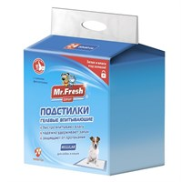 Пеленки Mr.Fresh Expert Regular 60х60 (уп.24шт) для собак (F502)