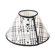 """Воротник ветеринарный """"Клетка"""" 11x26x18,5см Шурум-Бурум для собак (Р707)"""