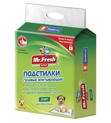 Пеленки Mr.Fresh Expert Start 90Х60 (уп.8шт) для собак (F506)
