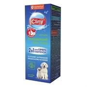 Лосьон 50мл Cliny очищающий для глаз для собак и кошек (к105)