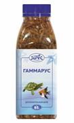 Корм 500мл, 65г STAR Гаммарус для рыб