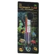 Термометр стеклянный для аквариума Тритон Т-08 (393733С)