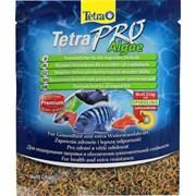 Корм 12г Tetra Pro Algae Crisps для рыб (149397)