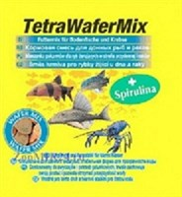 Корм 15г Tetra Wafer Mix для донных рыб (134461С)