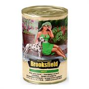 Корм 400г BROOKSFIELD говяд/утка и рис для собак ж/б (5654002)