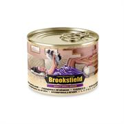 Корм 200г BROOKSFIELD говяд/ягненок и рис для собак мелких пород ж/б (5654007)
