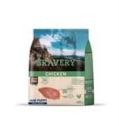 Корм 400г BRAVERY PUPPY курица для щенков мелких пород (04PE004002)