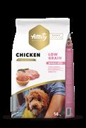 Корм 14кг AMITY SUPER PREMIUM LOW GRAIN курица для собак (04PE140005)