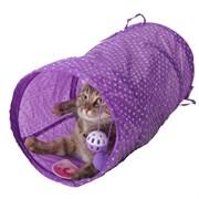 Тоннель 50см Шурум-Бурум для кошки (СТ18015 50cm)
