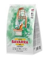 Корм 400г SAVARRA с уткой  для стерилизованных кошек (5649160)