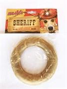 Кольцо 15см БРАВА ШЕРИФ прессованое для собак (158004)