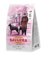 Корм 12кг SAVARRA ягненок/рис для собак крупных пород (5649032)