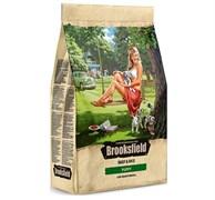 Корм 3кг BROOKSFIELD говядина/рис  для щенков (5651001)