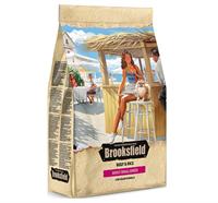 Корм 3кг BROOKSFIELD говядина/рис для собак мелких пород (5651021)